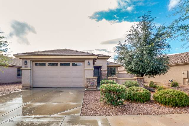 4503 E Trigger Way, Gilbert, AZ 85297 (MLS #6010215) :: The W Group