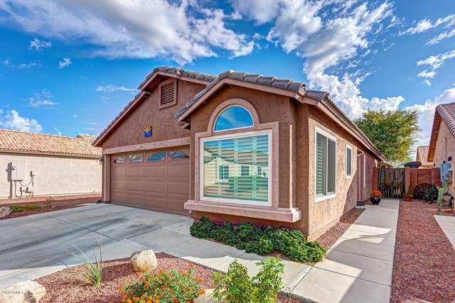 16622 N 19TH Street, Phoenix, AZ 85022 (MLS #6010230) :: The Kenny Klaus Team