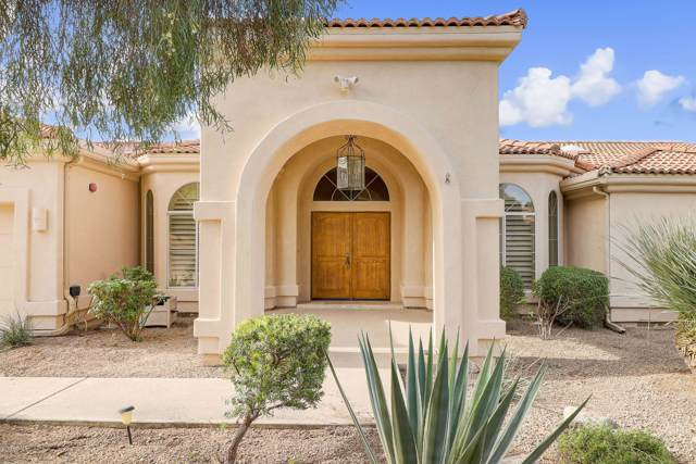 23026 N Las Lavatas Road, Scottsdale, AZ 85255 (MLS #6010234) :: Riddle Realty Group - Keller Williams Arizona Realty