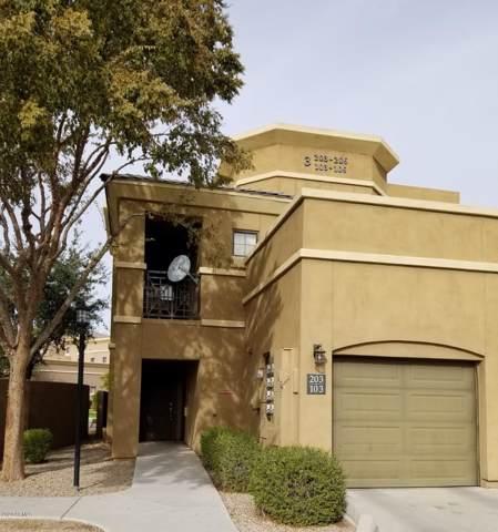 295 N Rural Road #203, Chandler, AZ 85226 (MLS #6010276) :: Brett Tanner Home Selling Team