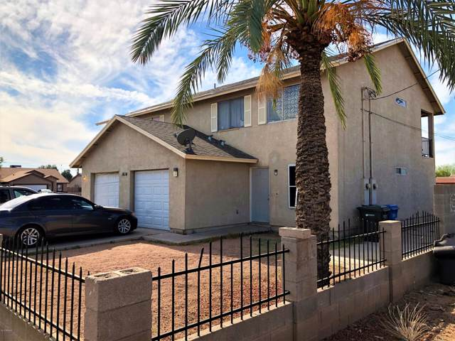 1614 S 13TH Avenue, Phoenix, AZ 85007 (MLS #6010301) :: Keller Williams Realty Phoenix
