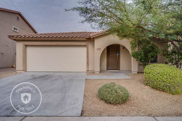 2300 E Cochise Avenue, Apache Junction, AZ 85119 (MLS #6010328) :: Devor Real Estate Associates