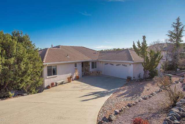 1187 Fawn Lane, Prescott, AZ 86305 (MLS #6010334) :: The Kenny Klaus Team