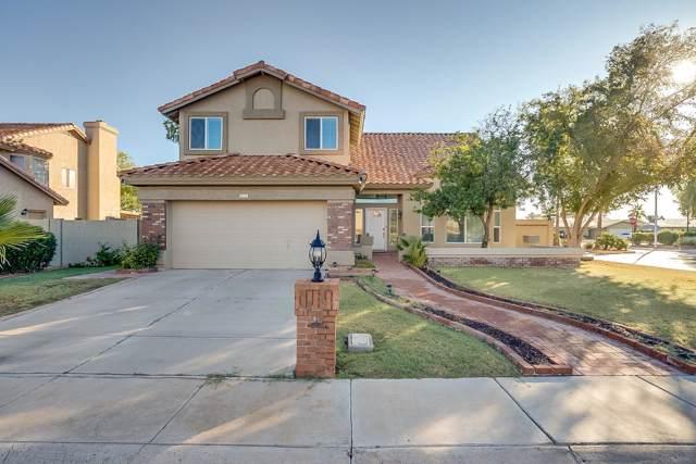 580 N Saguaro Street, Chandler, AZ 85224 (MLS #6010342) :: The Kenny Klaus Team