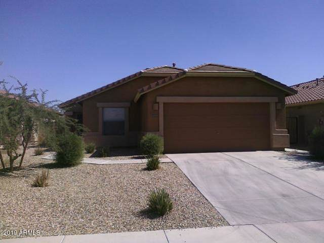 18115 N Larkspur Drive, Maricopa, AZ 85138 (MLS #6010369) :: Team Wilson Real Estate