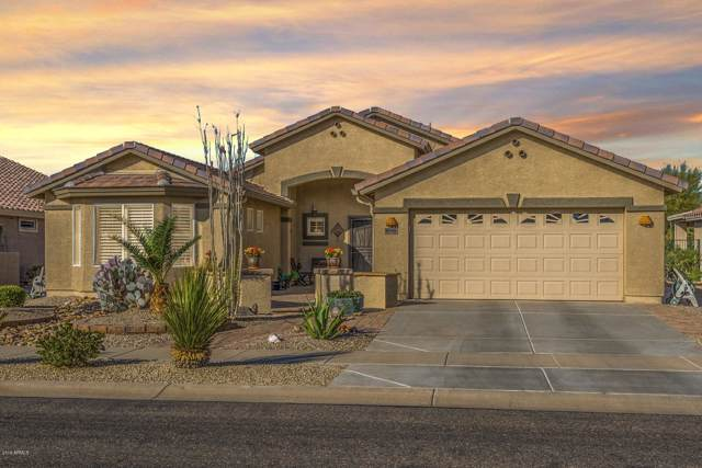 2384 E Durango Drive, Casa Grande, AZ 85194 (MLS #6010379) :: Revelation Real Estate