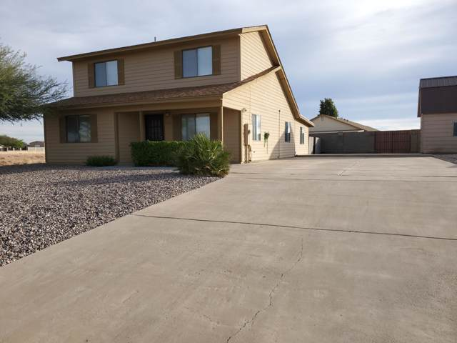 10133 W Century Drive, Arizona City, AZ 85123 (MLS #6010415) :: Riddle Realty Group - Keller Williams Arizona Realty