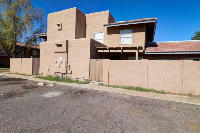 6936 W Monterosa Circle #1371, Phoenix, AZ 85033 (MLS #6010439) :: Riddle Realty Group - Keller Williams Arizona Realty