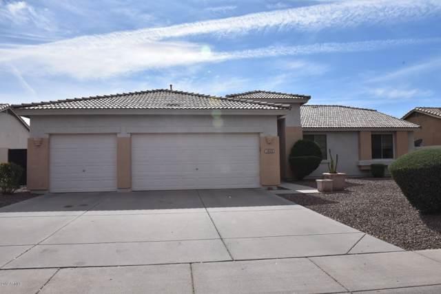 1649 E Kenwood Street, Mesa, AZ 85203 (MLS #6010443) :: The Kenny Klaus Team