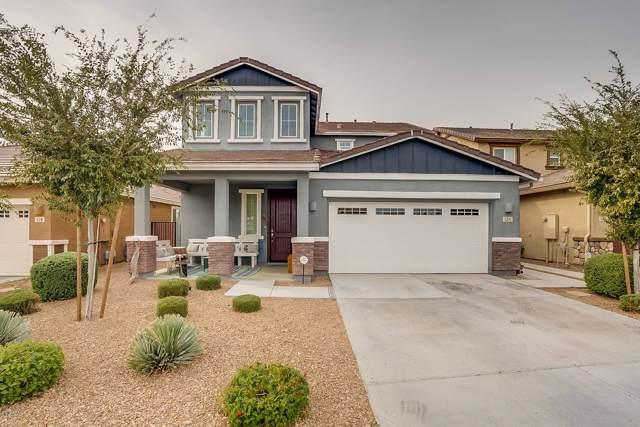 124 S 36TH Circle, Mesa, AZ 85206 (MLS #6010460) :: The Kenny Klaus Team