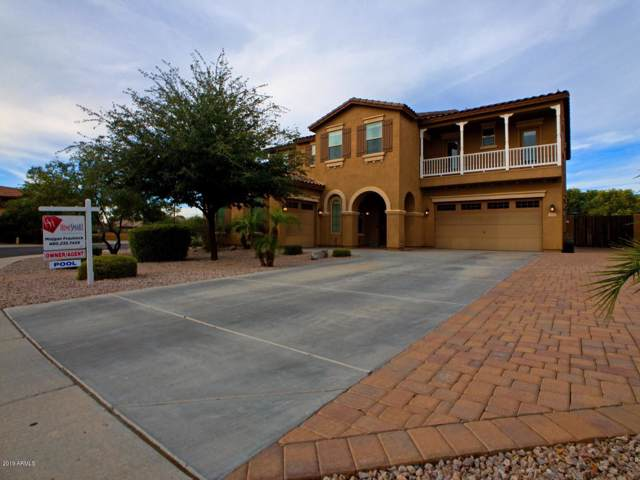 3122 E Sports Court, Gilbert, AZ 85298 (MLS #6010476) :: The Kenny Klaus Team