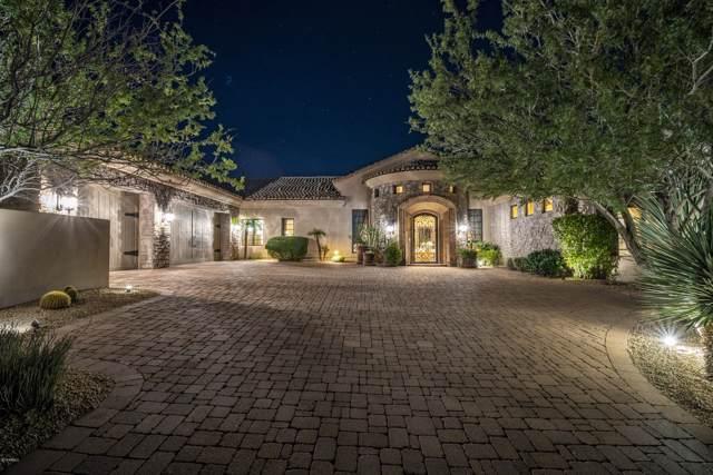 9621 N Palisades Boulevard, Fountain Hills, AZ 85268 (MLS #6010493) :: The Kenny Klaus Team