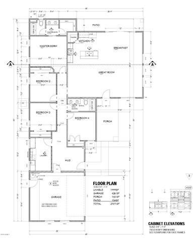 1745 S San Marcos Drive, Apache Junction, AZ 85120 (MLS #6010494) :: Yost Realty Group at RE/MAX Casa Grande