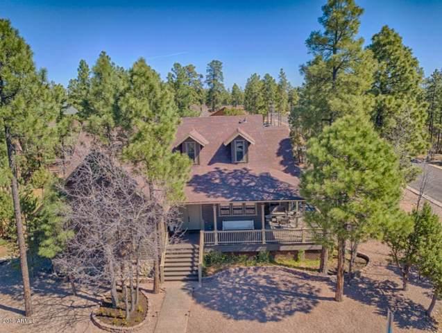490 Black Pine Drive, Pinetop, AZ 85935 (MLS #6010501) :: The Kenny Klaus Team