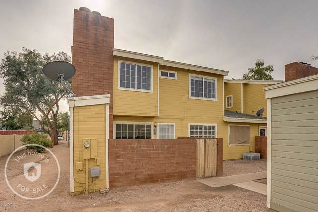 510 N Alma School Road #114, Mesa, AZ 85201 (MLS #6010502) :: The Kenny Klaus Team