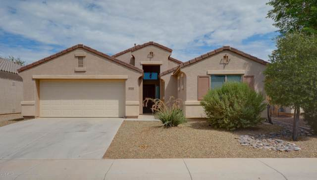41104 W Thornberry Lane, Maricopa, AZ 85138 (MLS #6010565) :: Riddle Realty Group - Keller Williams Arizona Realty