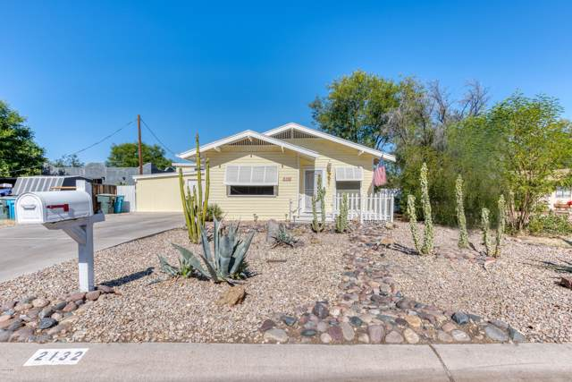 2132 W Medlock Drive, Phoenix, AZ 85015 (MLS #6010580) :: Riddle Realty Group - Keller Williams Arizona Realty
