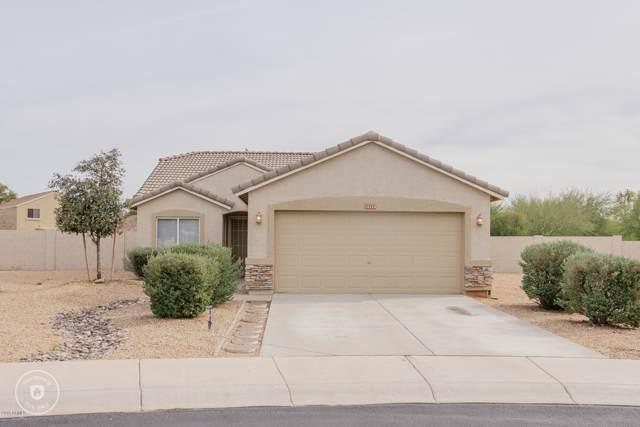 16185 W Lupine Avenue, Goodyear, AZ 85338 (MLS #6010594) :: Brett Tanner Home Selling Team