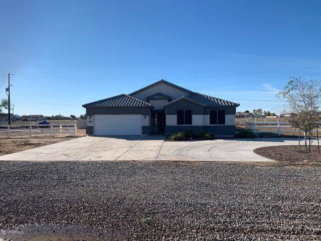 10208 S 279TH Avenue, Buckeye, AZ 85326 (MLS #6010596) :: The Kenny Klaus Team