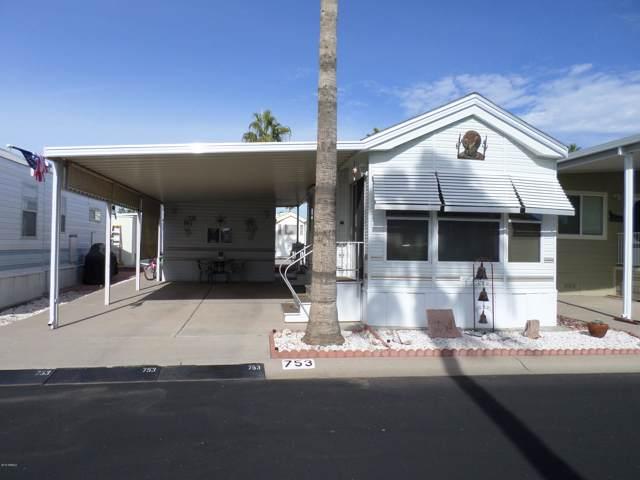3710 S Goldfield Road, Apache Junction, AZ 85119 (MLS #6010604) :: The Kenny Klaus Team
