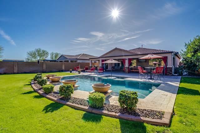 10022 W Patrick Lane, Peoria, AZ 85383 (MLS #6010628) :: Brett Tanner Home Selling Team