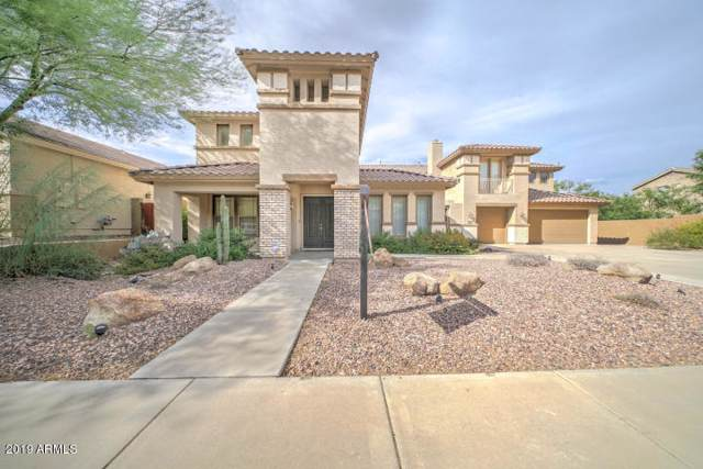 3602 W Hidden Mountain Lane, Phoenix, AZ 85086 (MLS #6010640) :: Devor Real Estate Associates