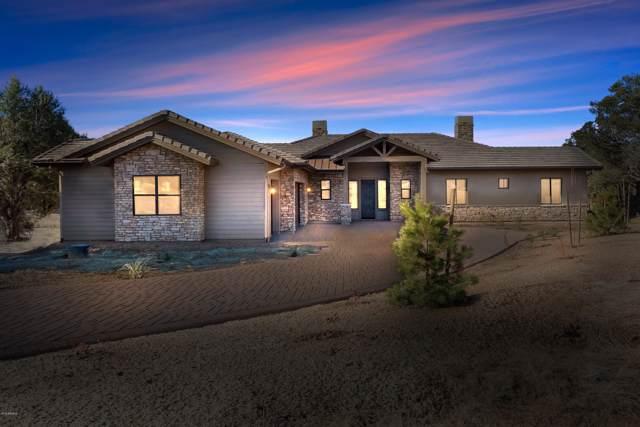 15020 N Doubtful Canyon Drive, Prescott, AZ 86305 (MLS #6010662) :: The Kenny Klaus Team