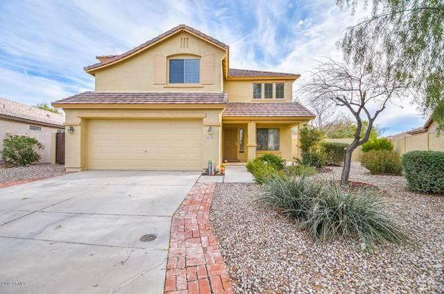 1595 E Elaine Drive, Casa Grande, AZ 85122 (MLS #6010675) :: Riddle Realty Group - Keller Williams Arizona Realty