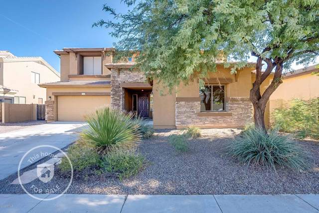 18955 N Falcon Lane, Maricopa, AZ 85138 (MLS #6010688) :: The Kenny Klaus Team