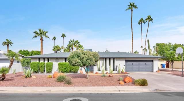 1866 E Fremont Drive, Tempe, AZ 85282 (MLS #6010727) :: Yost Realty Group at RE/MAX Casa Grande