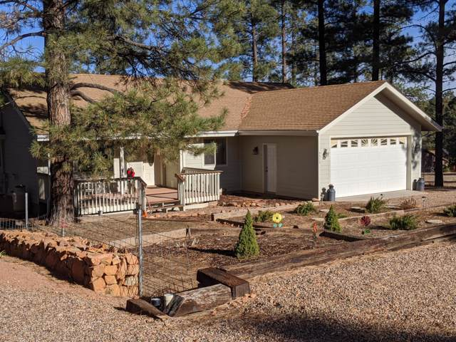 3373 Pine Cone Drive, Overgaard, AZ 85933 (MLS #6010741) :: The Kenny Klaus Team