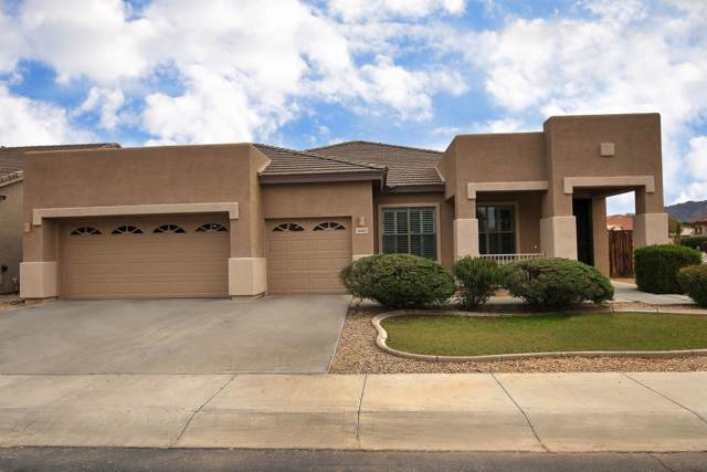 9415 S 45TH Drive, Laveen, AZ 85339 (MLS #6010755) :: Lucido Agency