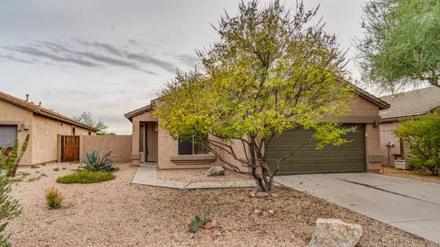6595 E Las Animas Trail, Gold Canyon, AZ 85118 (MLS #6010836) :: Devor Real Estate Associates
