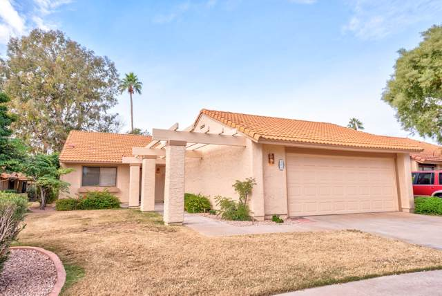 286 Leisure World, Mesa, AZ 85206 (MLS #6010839) :: Homehelper Consultants
