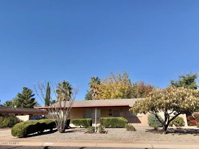 533 Howard Drive, Sierra Vista, AZ 85635 (MLS #6010871) :: Devor Real Estate Associates
