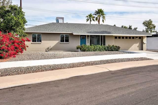 2039 N 79TH Place, Scottsdale, AZ 85257 (MLS #6010908) :: The Kenny Klaus Team