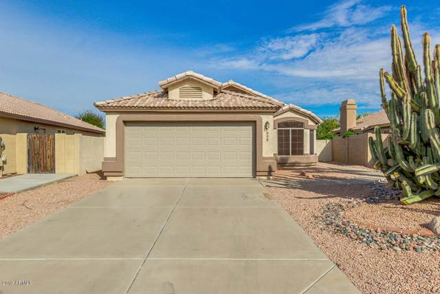 698 W Golden Street, Gilbert, AZ 85233 (MLS #6010947) :: The Kenny Klaus Team