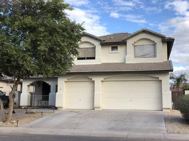1121 N Joshua Tree Lane, Gilbert, AZ 85234 (MLS #6010951) :: Conway Real Estate