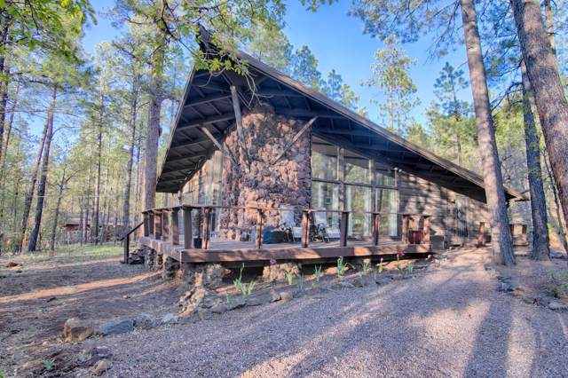 2257 Sunflower Drive, Pinetop, AZ 85935 (MLS #6010954) :: Arizona Home Group