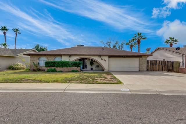 4447 W Windrose Drive, Glendale, AZ 85304 (MLS #6010981) :: The Kenny Klaus Team