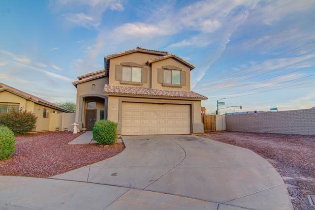 7527 S 43RD Drive, Laveen, AZ 85339 (MLS #6010991) :: Lucido Agency