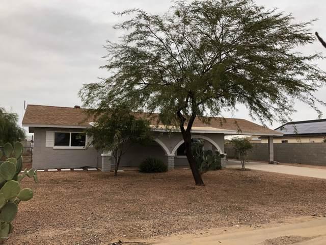 12360 W Benito Drive, Arizona City, AZ 85123 (MLS #6011001) :: Lux Home Group at  Keller Williams Realty Phoenix