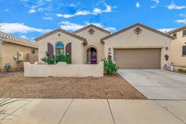 20991 E Avenida Del Valle Street, Queen Creek, AZ 85142 (MLS #6011004) :: Santizo Realty Group