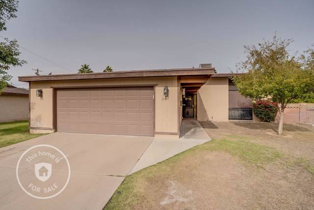 318 E Riviera Drive, Tempe, AZ 85282 (MLS #6011034) :: The Kenny Klaus Team