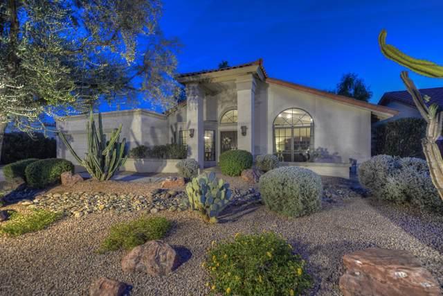 10535 E Terra Drive, Scottsdale, AZ 85258 (MLS #6011043) :: Conway Real Estate