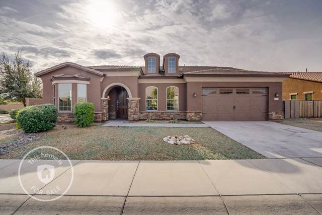 16213 W Pima Street, Goodyear, AZ 85338 (MLS #6011045) :: Brett Tanner Home Selling Team