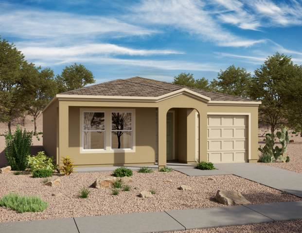 805 W Raymond Street, Coolidge, AZ 85128 (MLS #6011089) :: Revelation Real Estate