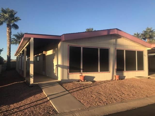 3500 S Tomahawk Road #122, Apache Junction, AZ 85119 (MLS #6011114) :: Brett Tanner Home Selling Team