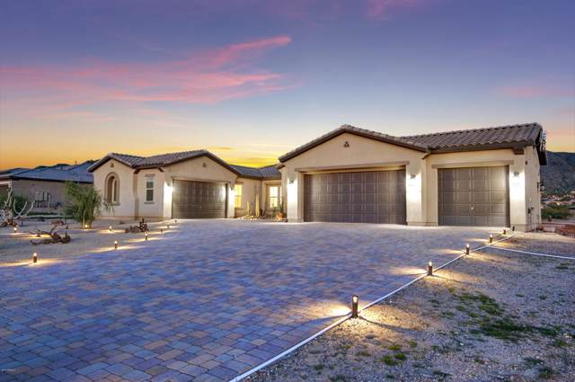35913 N Prickley Pear Road, Cave Creek, AZ 85331 (MLS #6011162) :: CC & Co. Real Estate Team