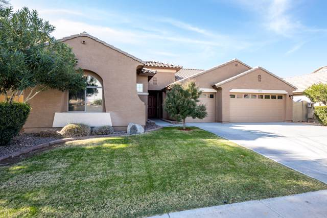 22808 N 120TH Lane, Sun City, AZ 85373 (MLS #6011173) :: The Kenny Klaus Team